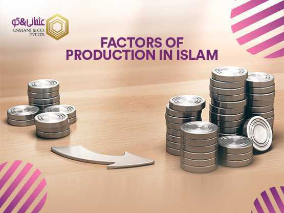 Factors of Production in Islam